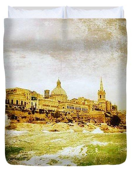 La Valletta Duvet Cover