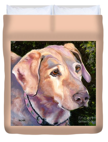 Lab One Of A Kind Duvet Cover