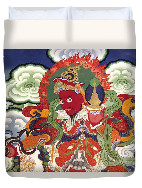 Ladakh_17-2 Duvet Cover by Craig Lovell