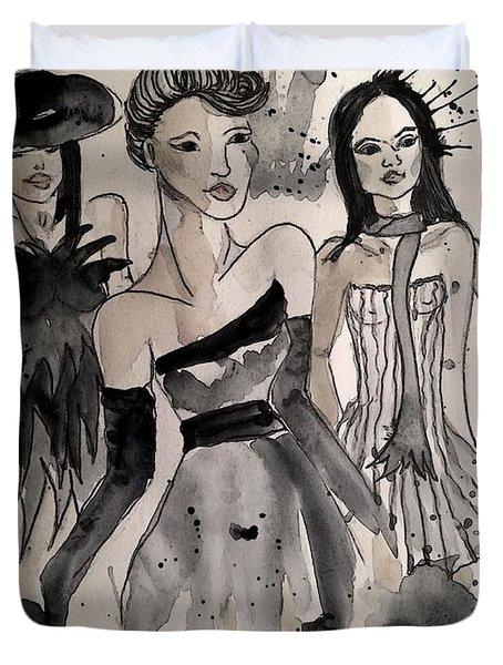 Ladies Galore Duvet Cover