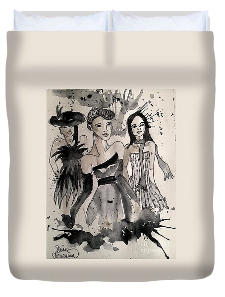 Ladies Galore Duvet Cover