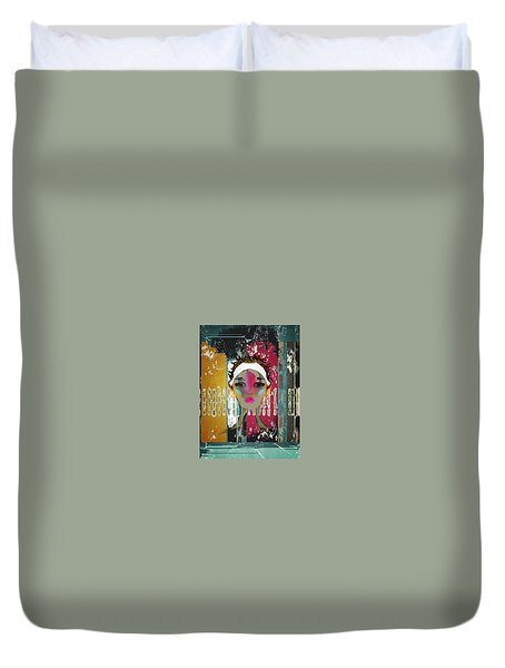 Lady Duvet Cover