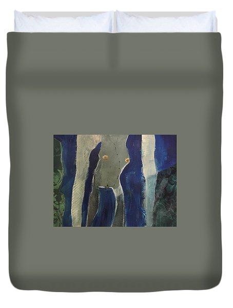 Lady Long Arms Duvet Cover