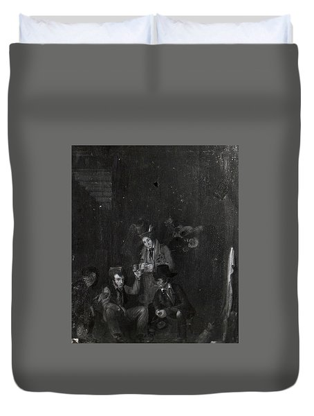 Lafitte Brothers Duvet Cover