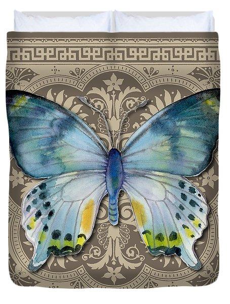 Laglaizei Butterfly Design Duvet Cover