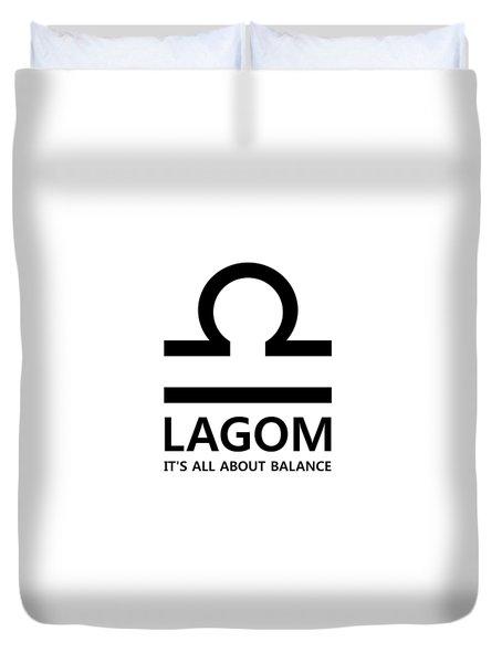 Lagom - Balance Duvet Cover
