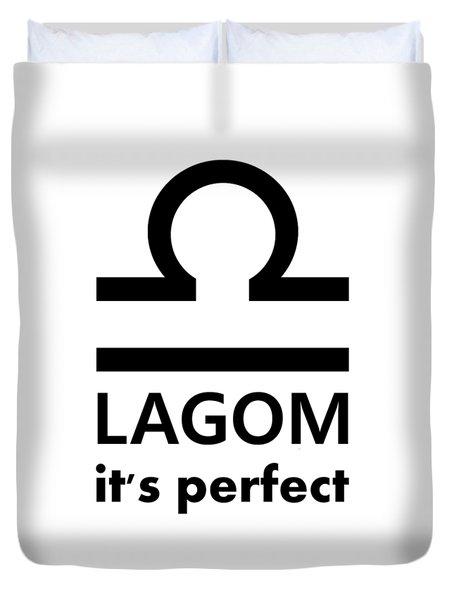Lagom - Perfect Duvet Cover