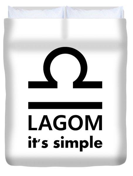 Lagom - Simple Duvet Cover