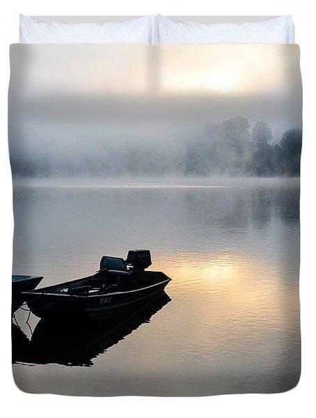 Lake Calm Duvet Cover