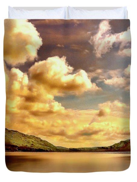 Lake District Uk Duvet Cover