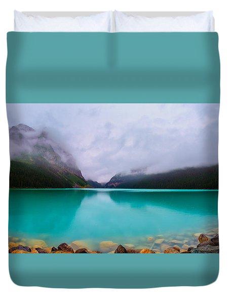 Lake Louise Duvet Cover