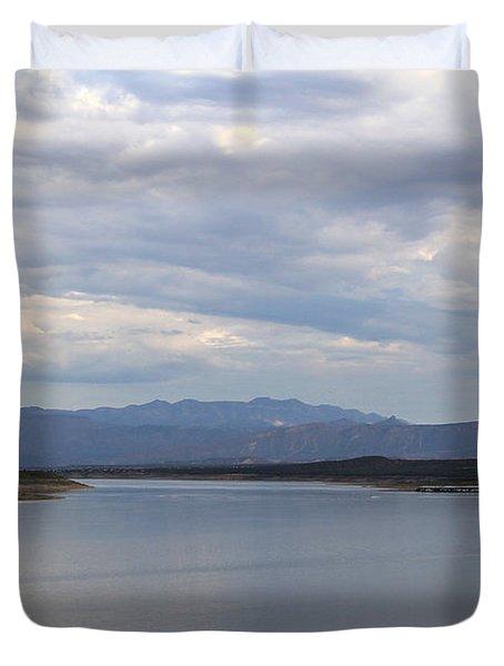 Lake Roosevelt 2 Duvet Cover