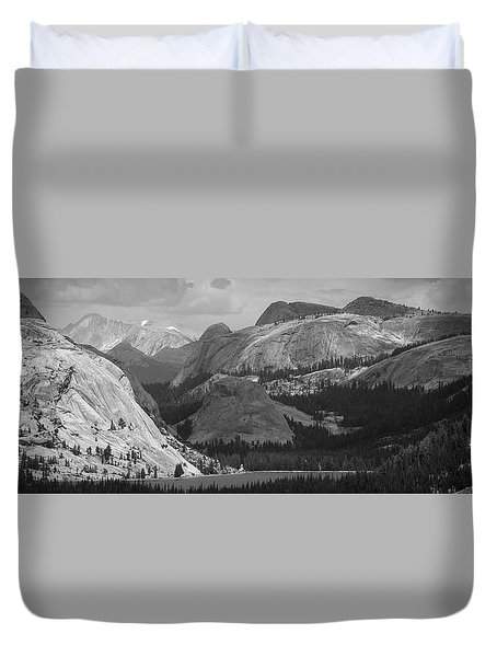 Lake Tenaya Duvet Cover