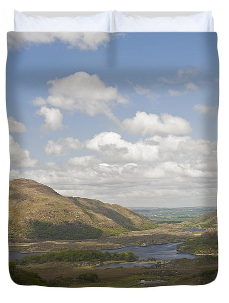 Lakes Of Killarney Duvet Cover
