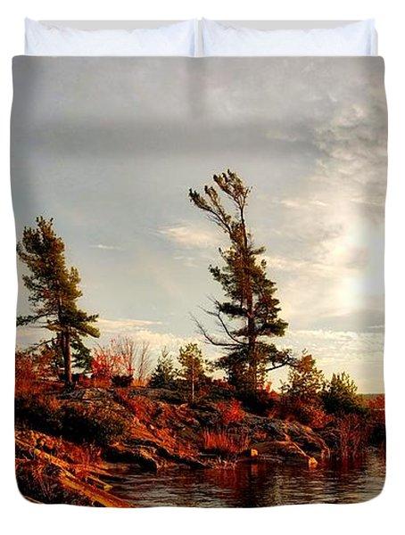 Lakeshore Duvet Cover