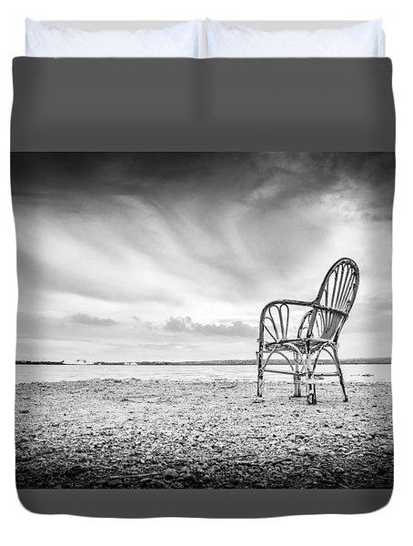 Lakeside Chair. Duvet Cover
