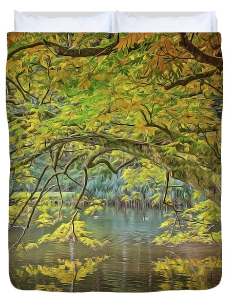 Lakeside Duvet Cover