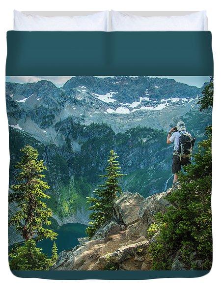 Lakeside View Duvet Cover