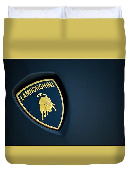 Lamborghini  Duvet Cover