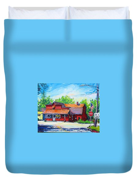 Landmark Six Duvet Cover