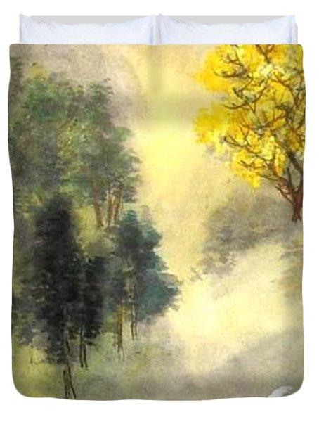 Landscape #1 Duvet Cover
