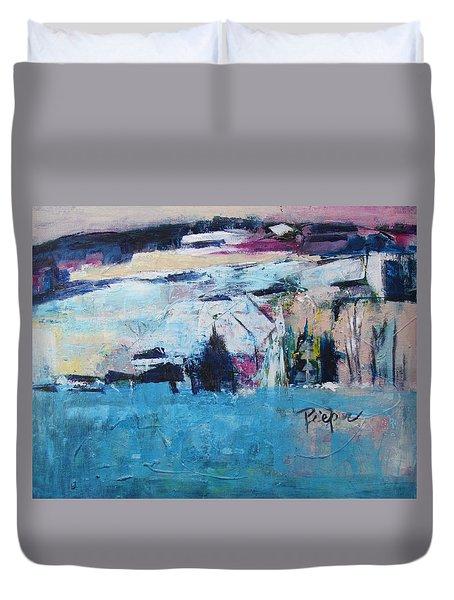 Landscape 2018 Duvet Cover