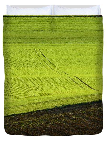 Landscape 4 Duvet Cover
