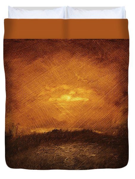 Landscape 44 Duvet Cover