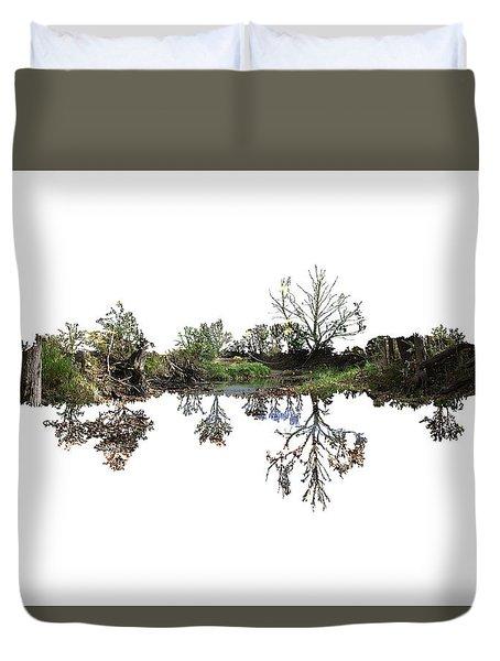 Landscape Minimalism Duvet Cover