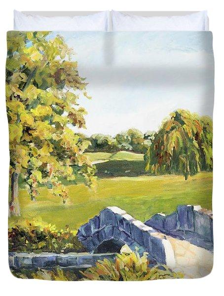Landscape No. 12 Duvet Cover