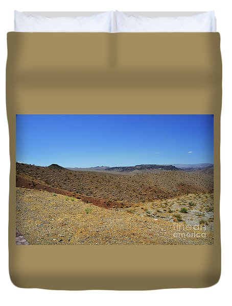 Landscape Of Arizona Duvet Cover by RicardMN Photography