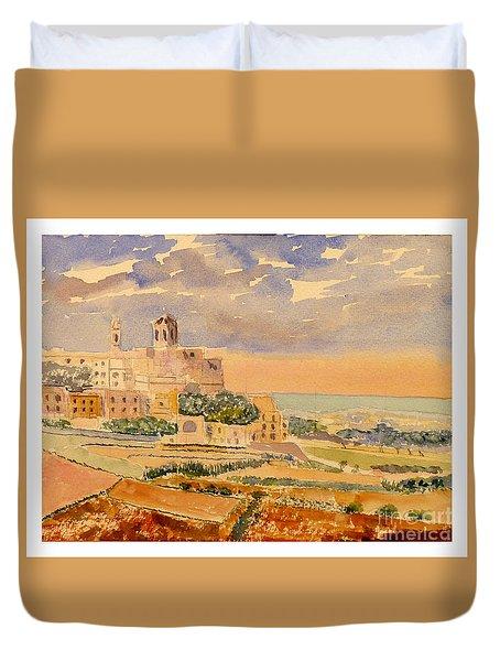 landscape Rabat Duvet Cover