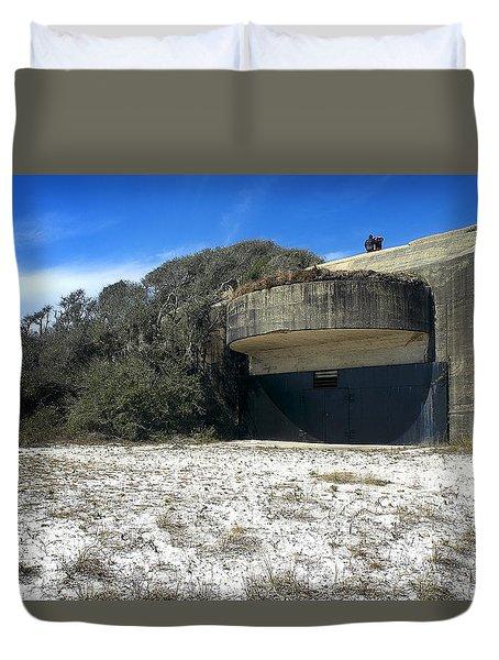 Langdon Battery Duvet Cover