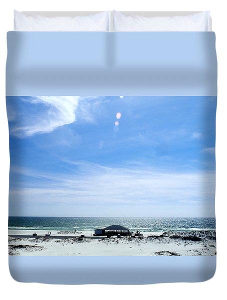 Langdon Beach Duvet Cover