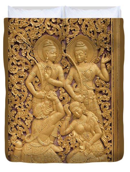 Laos_d59 Duvet Cover