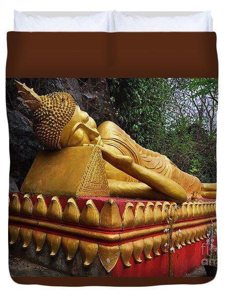 Laos_d602 Duvet Cover