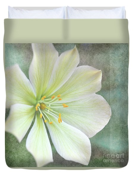 Large Flower Duvet Cover