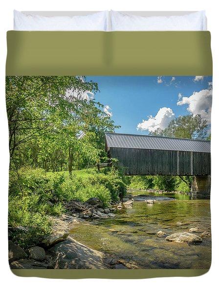 Larkin Bridge Duvet Cover