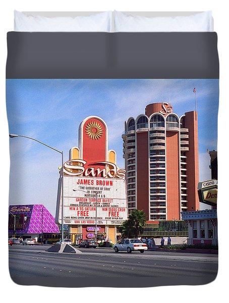 Las Vegas 1994 #1 Duvet Cover