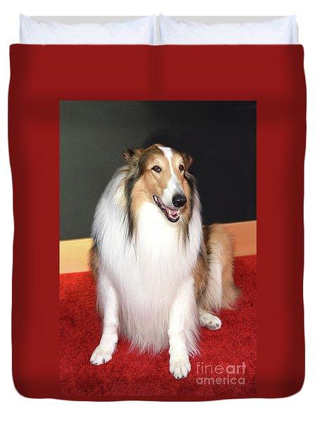 Lassie Duvet Cover