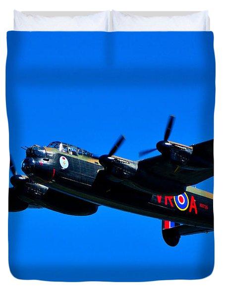 Last Lancaster Duvet Cover