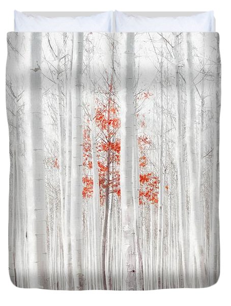 Last Of Its Kind Duvet Cover