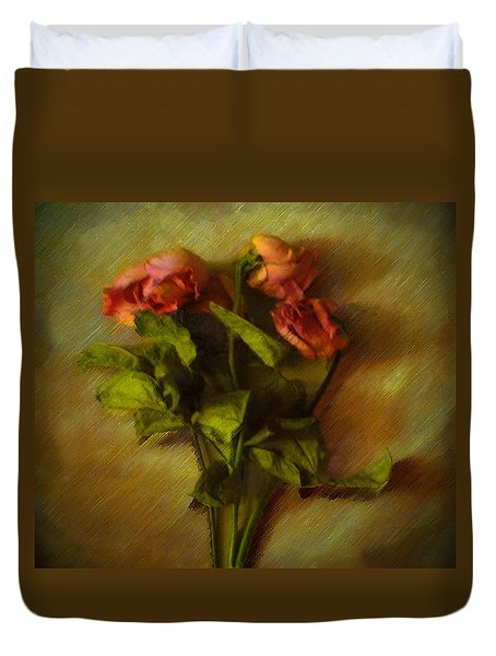 Lasting Love Duvet Cover by Cedric Hampton