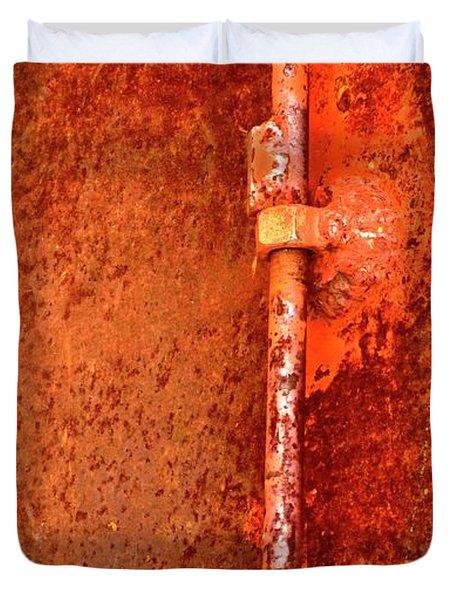 Latch 4 Duvet Cover