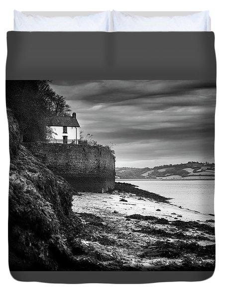 Dylan Thomas Boathouse 5 Duvet Cover