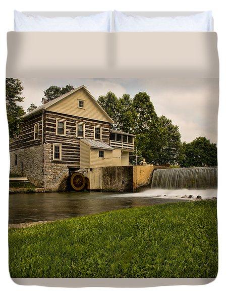 Laughlin Mill  Duvet Cover
