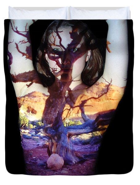 Lauren Duvet Cover by Arla Patch