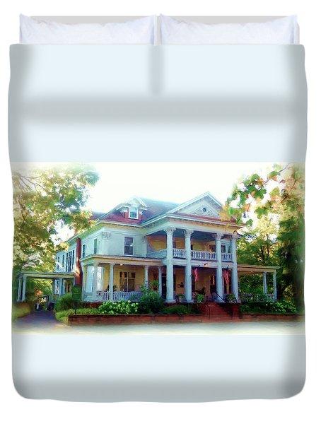 Laurium Manor Duvet Cover