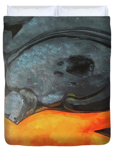 Lava 1 Duvet Cover