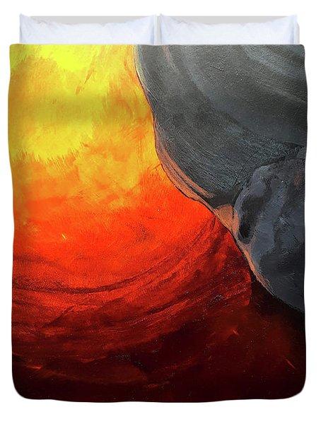 Lava 2 Duvet Cover